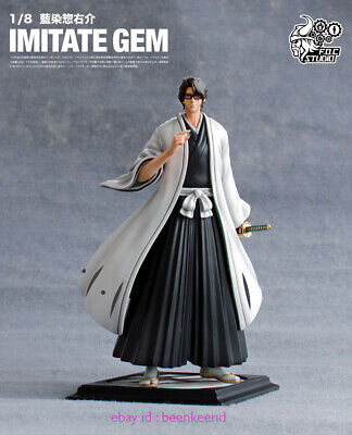 Bleach Aizen Sousuke Acrylic Stand Figure Model Toy Desk Decoration Collectibles Robinap Animation Art Characters