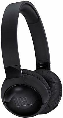 JBL Tune 600 BTNC Black Over-Ear Wireless Bluetooth Noise Cancelling Headphones