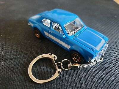 tin mk1 1968-74 Keychain Ford Escort and RS2000