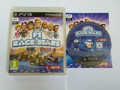 F1 Race Stars - PS3 Game - PlayStation 3 Formula One - Free, Fast P&P!