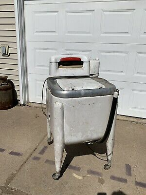 Vintage Maytag Wringer Washer Washing Machine Local Pickup Western Wisconsin