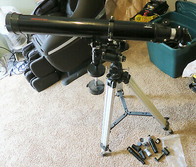"""Celestron C102 HD 4"""" Telescope with Stand"""