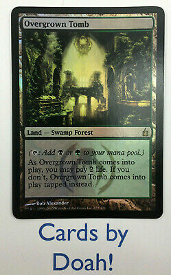 UNDERREALM LICH X4 Guilds Of Ravnica GRN Magic Magic the gathering Comme neuf CARD