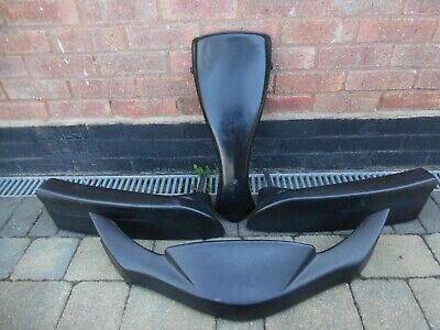 New Cadet bodywork set & fixing bars / MK14 model / Go kart