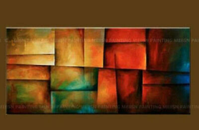 ZWPT942 large hand painted charmed abstract modern oil painting  art on Canvas