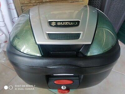 bauletto baule valigia Givi e370 top case monolock scooter speeds suzuki