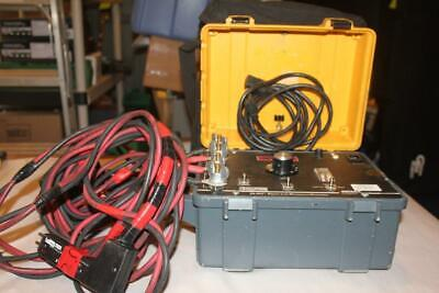 Megger 247002 Digital Low Resistance Ohmmeter with Cables