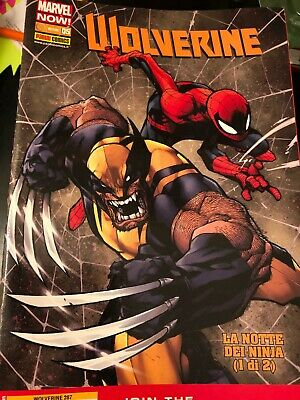 Wolverine  287 ( 5 -MARVEL NOW! )  - PANINI COMICS
