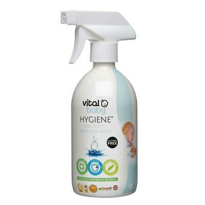 Vital Baby Aquaint Sanitising Water, 500ml