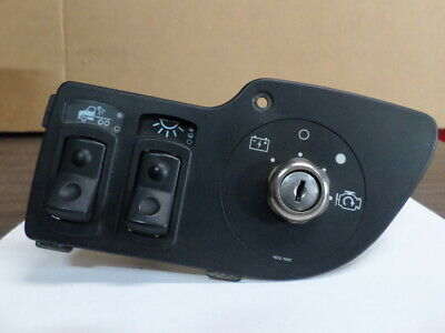 Kenworth T2000 Ignition Switch Panel 3 Switches Free Shipping