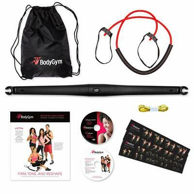 Body Gym Core System Portable Resistance Training Workout Marie Osmond