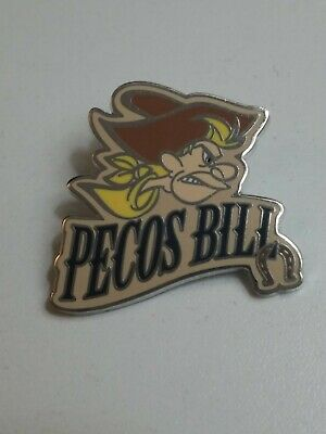 Pecos Bill Only Pin Disney Fantasyland Football Mystery Pack