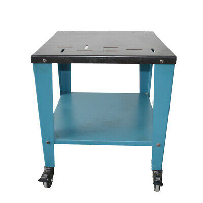 Work Cart for Tapping Arm Machine Movable Floor Stand
