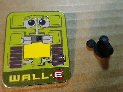 Authentic Disney Square Wall-E 2008 Official Trading Pin