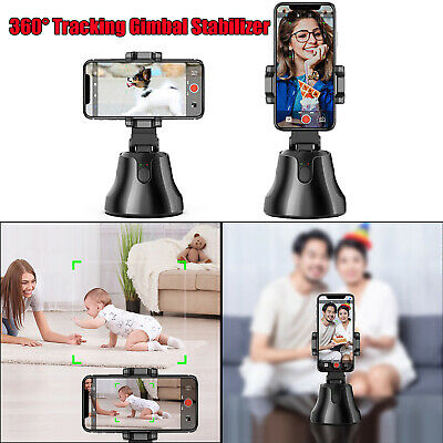 360° Tracking Smart Shooting Holder Object Gimbal Stabilizer Stand for Phone BUS