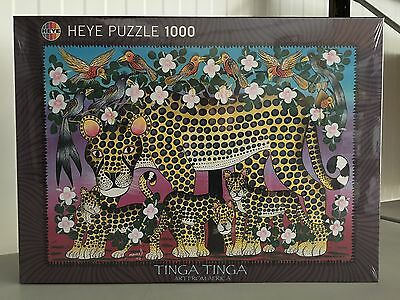 Heye Puzzle 1000 Pz Wildcat Family 70 X 50 Art. 29427