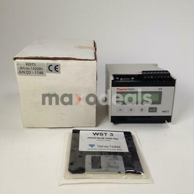 Vishay Nobel WST3 110260 Thermo Transmitter New NFP
