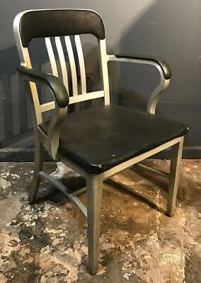 Vintage Goodform Chair with Arms General Fireproofing Company Industrial