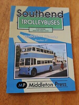 Southend Trolleybuses by Colin Barker