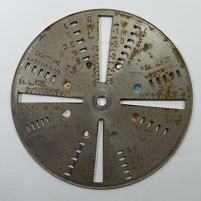 Curtis Cutter Clipper Model 14 Dial American GM Ford Yale BS FLM FMD GM GML NH