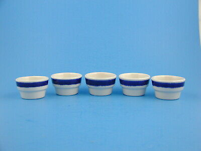 4 Place Settings of NOS 6 pc Vintage American Airlines Dinnerware Dishes