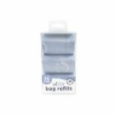 Ubbi On-the-Go Disposable Nappy Bag Refills - 3 Pack - Grey