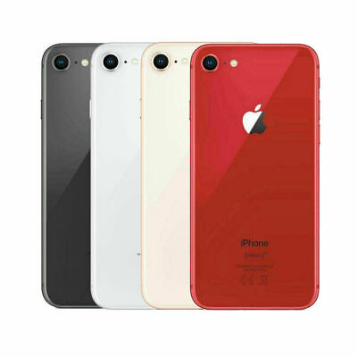Apple iPhone 8 64GB 256GB Red Space Grey Silver Unlocked SIM Free Smartphone