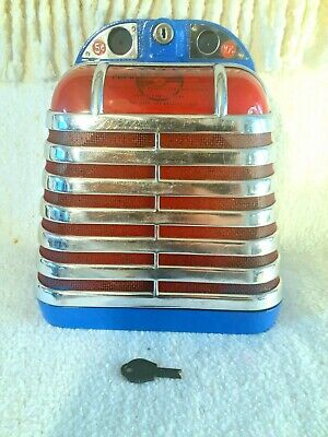 Solotone Wallbox Jukebox Remote Speaker For  Wurlitzer Seeburg Mills Rockola