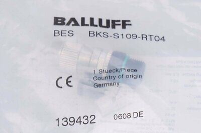 Balluff Bes BKS-S109-RT04 Terminal Connector Boxed, New