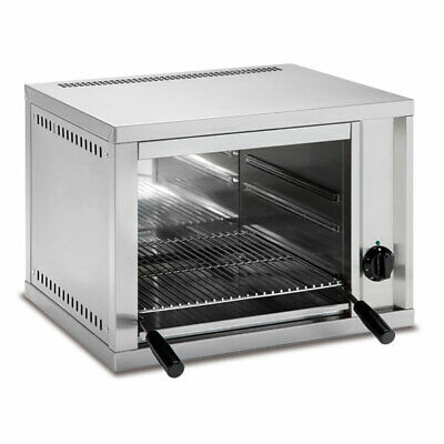 Baron Fixed Height Electric Salamander Grill With 400 X 350 Mm Cooking Surface