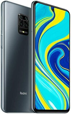 "Xiaomi Redmi Note 9S 4GB 64GB Quad cam AI 48MP 6.67""FHD+ 5020mAh Global GREY"