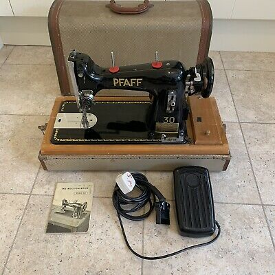 PFAFF 30 semi industrial heavy duty sewing machine for upholestry and leather