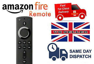 Official Amazon Fire Stick Voice Remote Control With Alexa Replacement