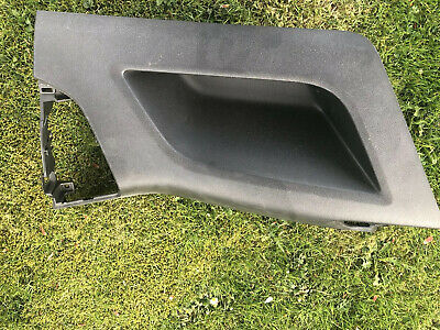 Genuine Ford Transit Custom Black Dash  Surround Panel Trim
