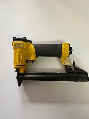 "Grex 22 Gauge 3/8"" Crown Auto-Fire Upholstery Stapler Parts only"