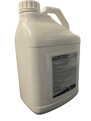 Agritox 10L KILLS THISTLES AND OTHER WEEDS TREATS 8.2 ACRES