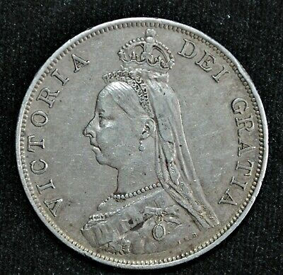 1887 Great Britain Double Florin