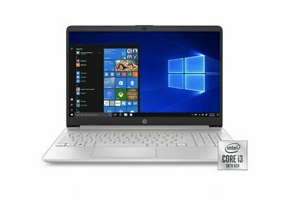 "HP 15.6"" HD, i3-1005G1 3.4GHz, 4/8GB RAM, 128/256/500GB SSD Windows 10 Brand New"