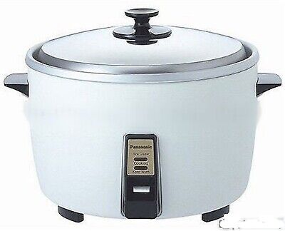 NEW Panasonic SR-42HZP23-cup (Uncooked) Commercial Rice Cooker/warmmer silver