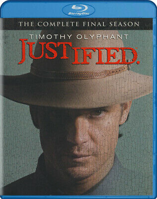 Justified - The Complete Final Season (Blu-Ray) (Boxset) (Blu-Ray)