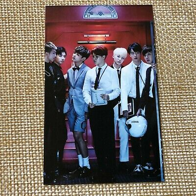 BTS GROUP SPECIAL Young Forever Official Photocard