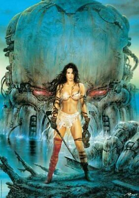 Heye Puzzle Luis Royo Red Eye  Pz 1000 Art 29269