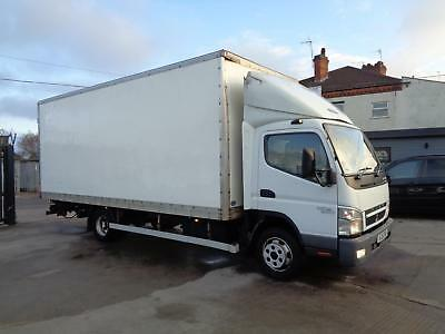 MITSUBISHI CANTER FUSO | 7C15 | 1 OWNER | 65k MILES | TAIL LIFT | 2011 MODEL