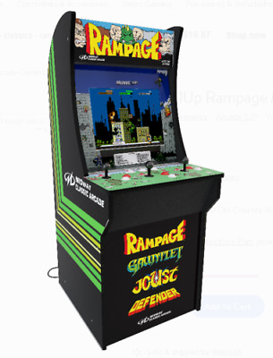 Classics VOL 1 Joust Gauntlet Defender Plug and Play MIDWAY Classic Arcade