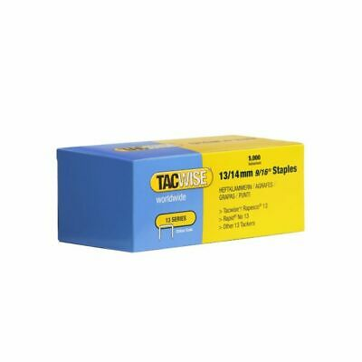 Tacwise 13/14mm 9/16'' 5000 pack Staples  (0236)