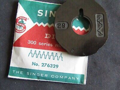 Vintage Singer Sewing-Singer Fashion Disc No 29