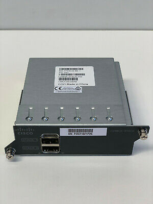 Cisco C2960X-Stack. 90 Day Warranty. Free Uk Shipping