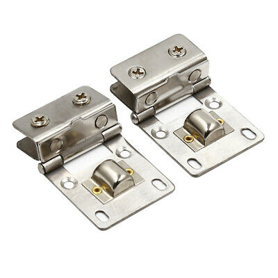 Stainless Steel  Door Butt Hinge Flush Cabinet Window Fixed Pin FI