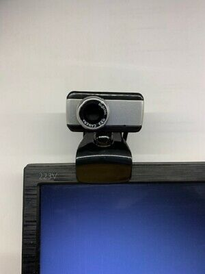 Webcam Usb Con Microfono Laptop Pc 30Fps 480P Zoom Smartworking Meet Web Cam Sky