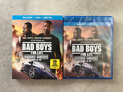 Bad Boys For Life (Blu-ray + DVD + Digital, Bilingual)